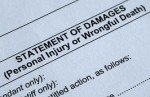 personal injury - wrongful death